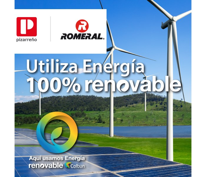 Pizarreño y Romeral reciben certificado  de balance de energías renovables